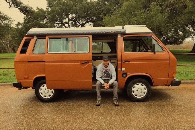 Live Full Time in Camper Van