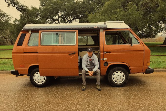 What It's Like to Rent a Campervan for the Weekend
