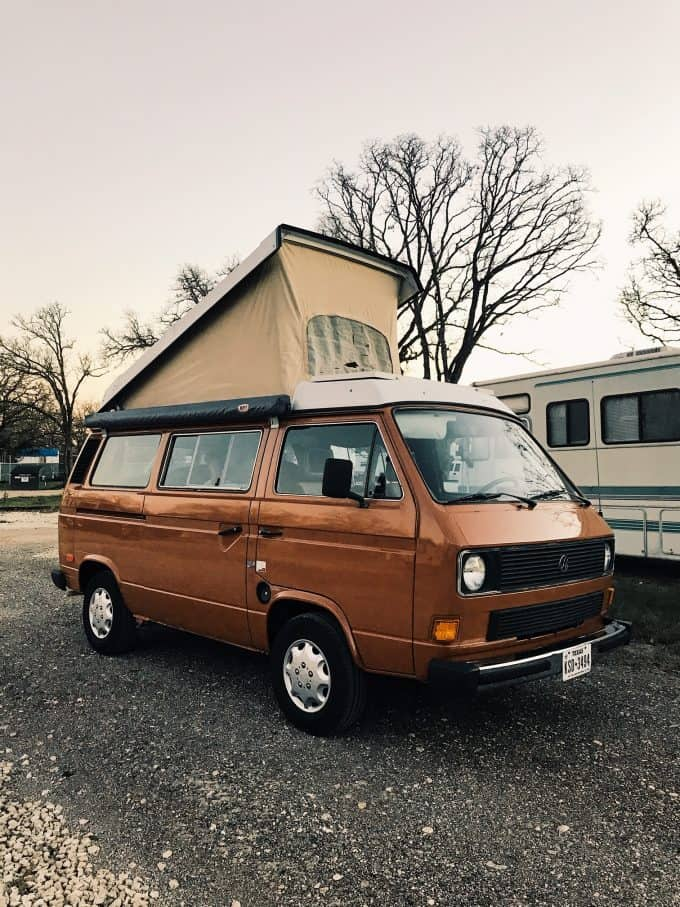 How to try out van life