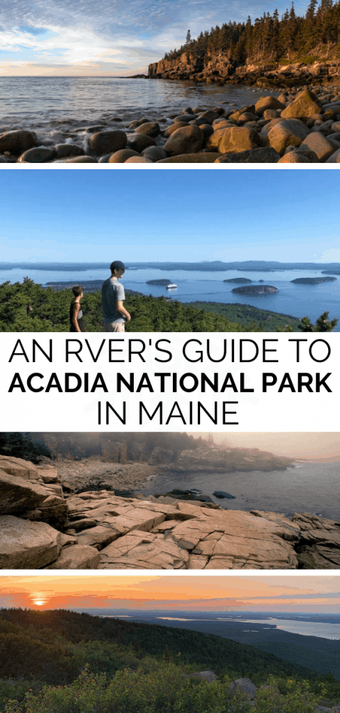 RVers Guide to Acadia National Park in Maine