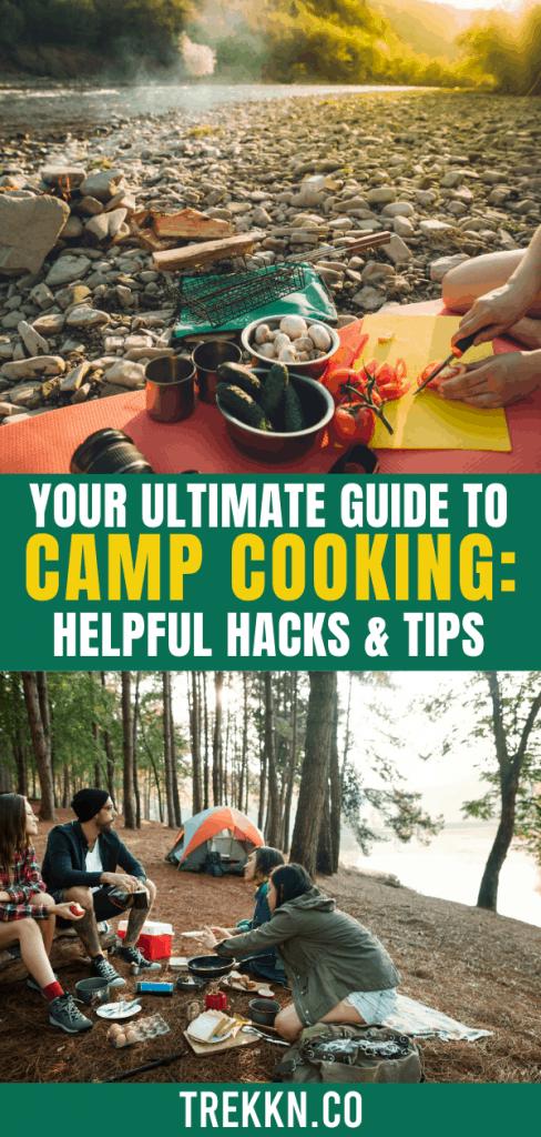 Camp Cooking Hacks