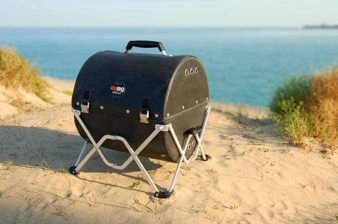GoBQ Grills for camp cooking