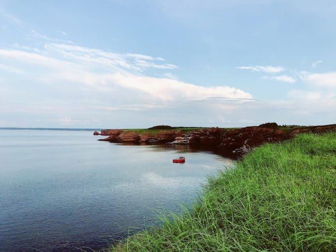 RV Trip to Prince Edward Island Canada
