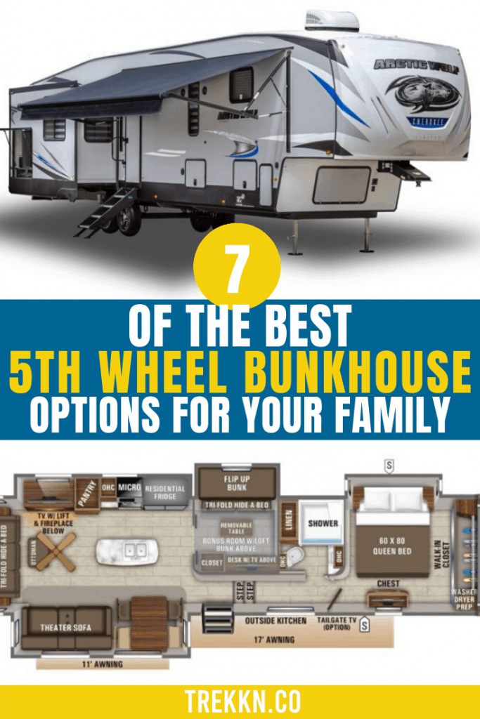 Best 5th Wheel Bunkhouse Models