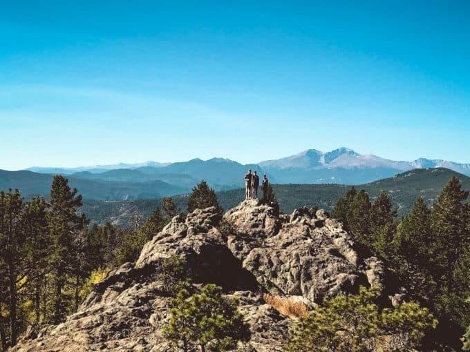 Estes Park Colorado Mountains