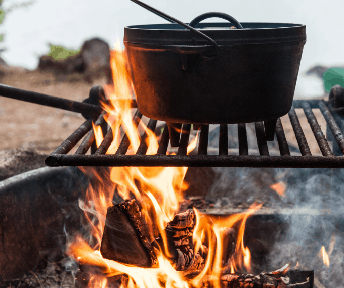 Dutch Oven Camping Tips