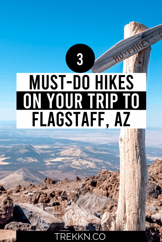 Must Do Flagstaff Arizona Hikes