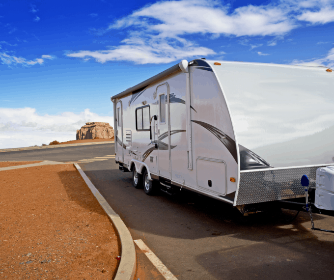 RVing in Flagstaff Arizona