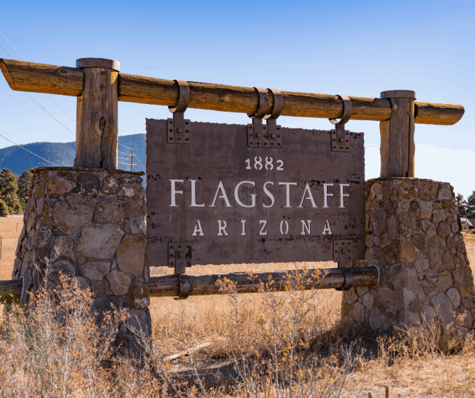 Taking an RV trip to Flagstaff Arizona