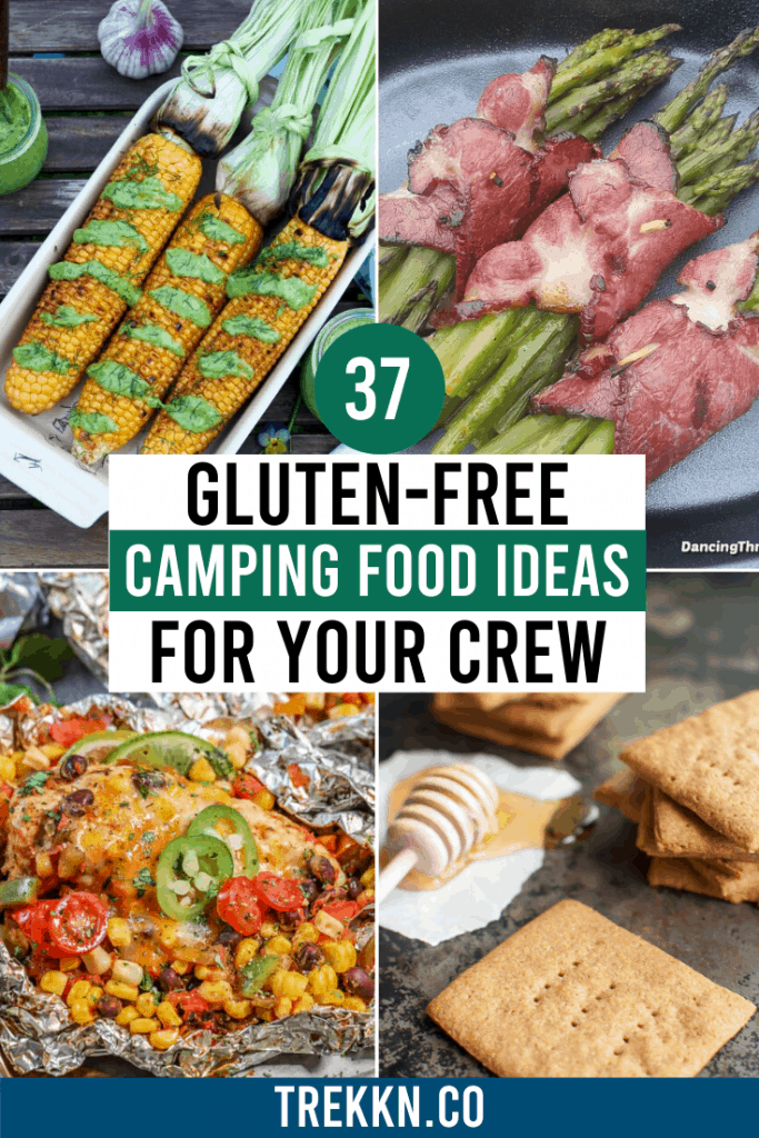 Gluten Free Camping Food Ideas