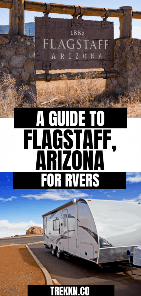 A Guide to Flagstaff Arizona for RVers