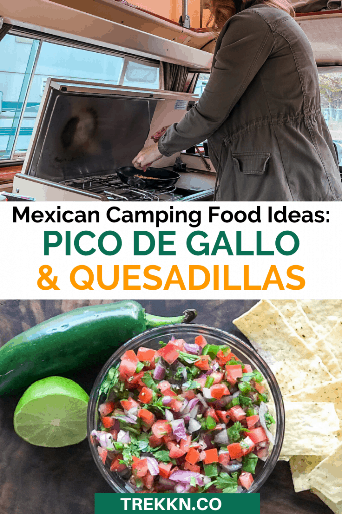 Mexican Camping Food Ideas
