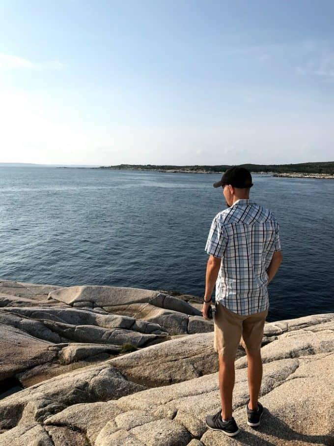 RVing in Nova Scotia
