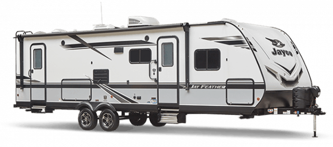 Jayco Jay Feather X23E hybrid camper