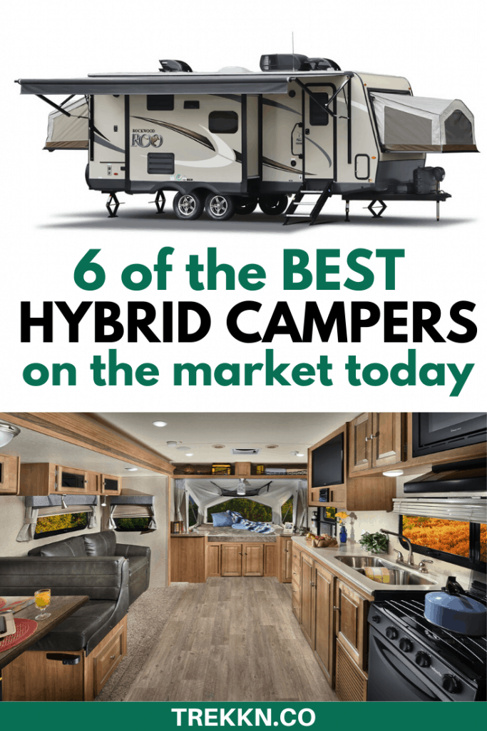 The Best Hybrid Campers on the Market Today