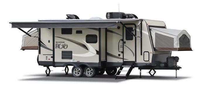 Forest River Rockwood Roo 24WS Hybrid Camper