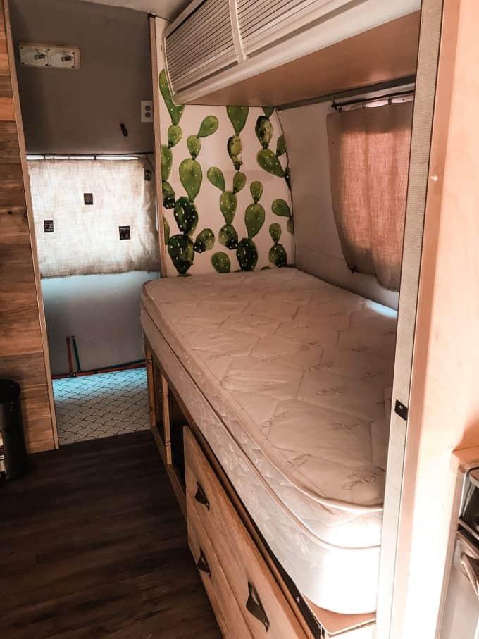 Airstream Travel Trailer Interior