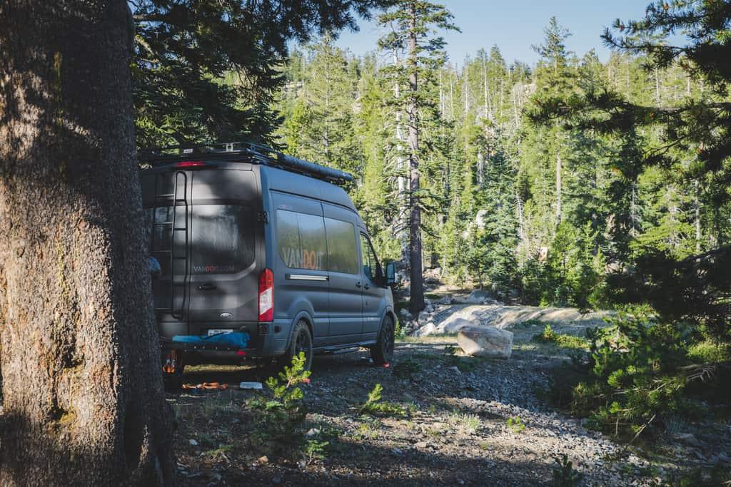 DIY Camper Van Build vs. Hiring a Van Conversion Company