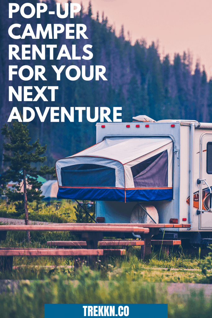 Pop-Up Camper Rentals for Your Next Adventure