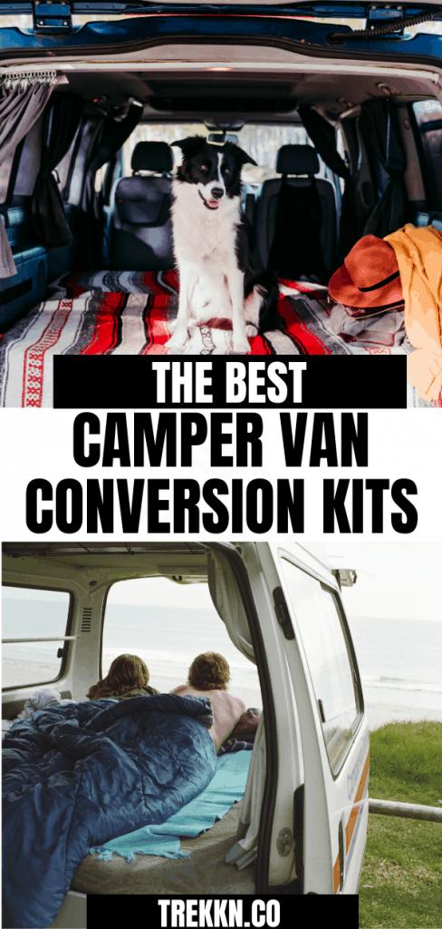 The Best Camper Van Conversion Kits