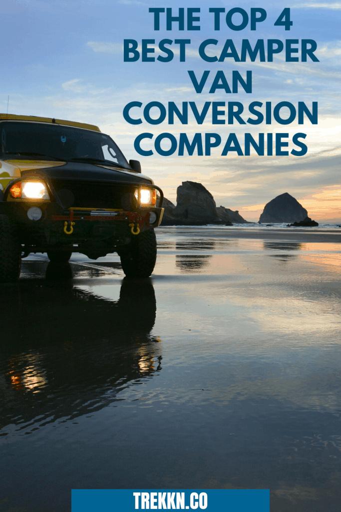 The Best Camper Van Conversion Companies
