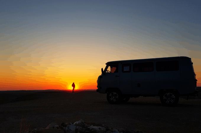 Camper Van Travel