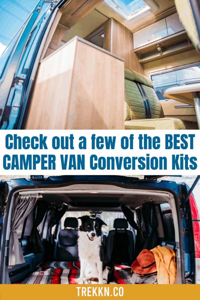 Camper Van Conversion Kits