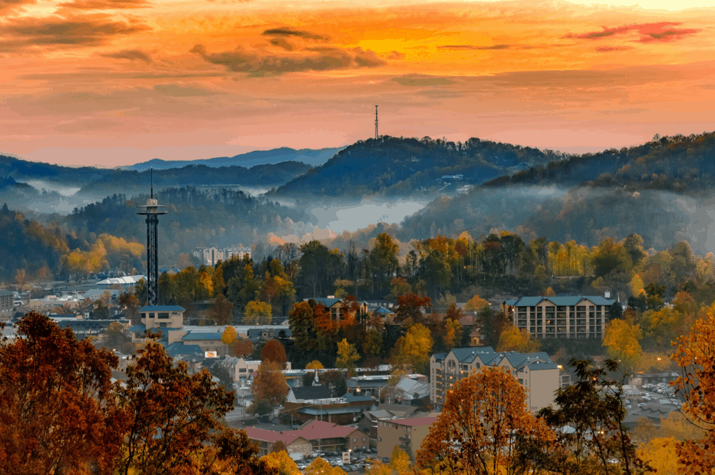 gatlinburg tennesse
