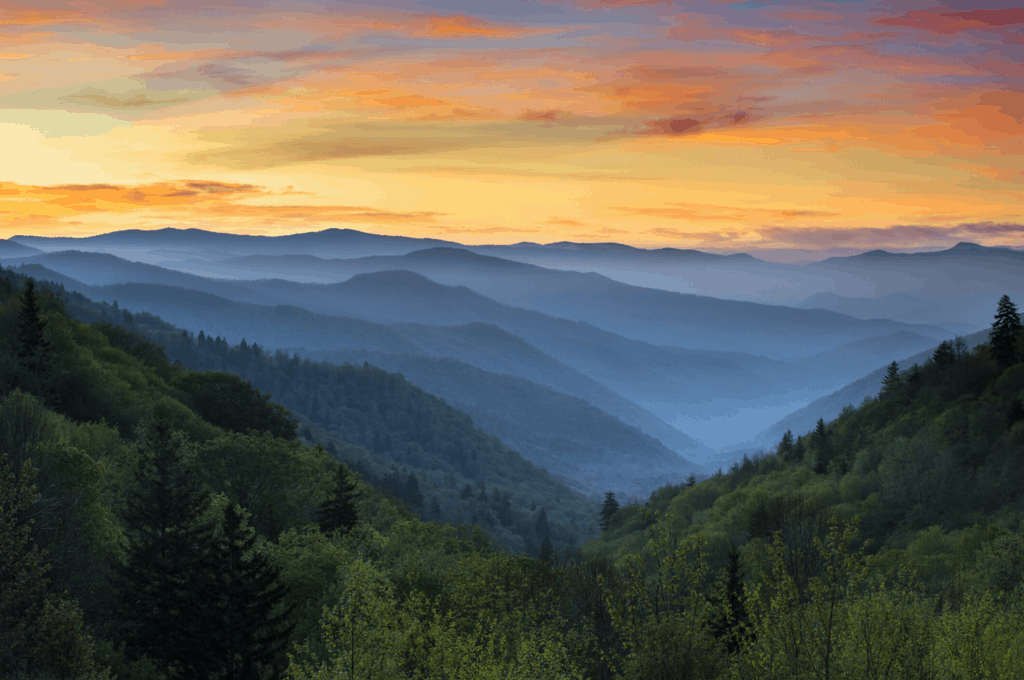 Great Smoky Mountains RV Trip