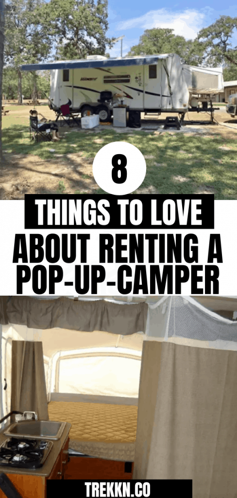 Everything you need to know about renting a pop-up camper