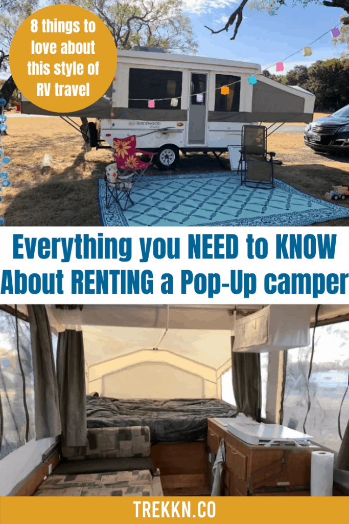 Pop-Up Camper Rentals to Love