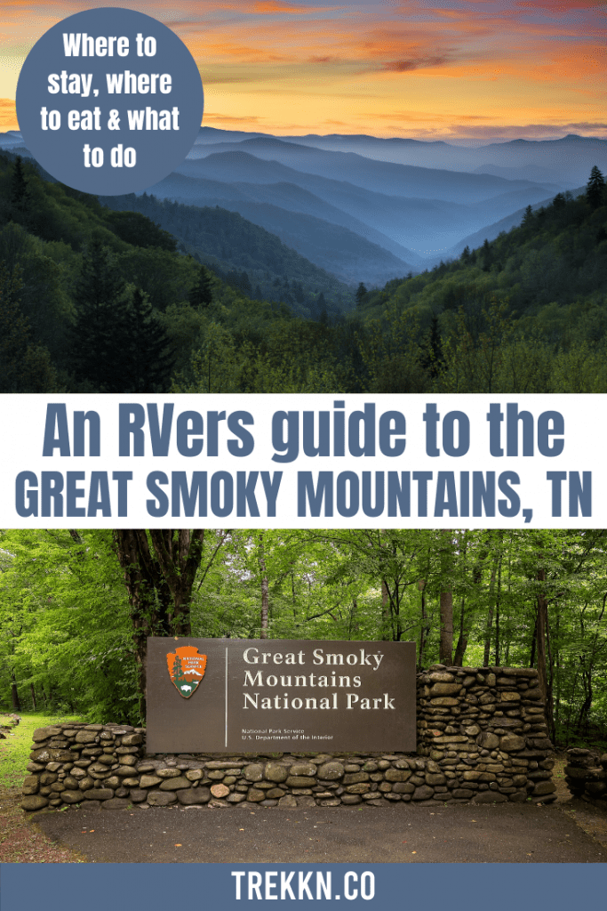 An RVers Guide to the Great Smoky Mountains