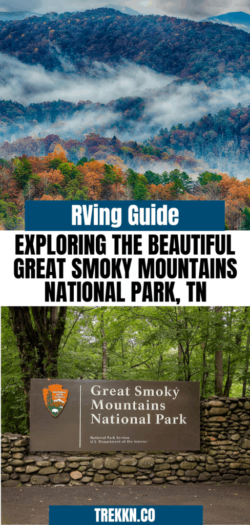 RV Trip to the Great Smoky Mountains