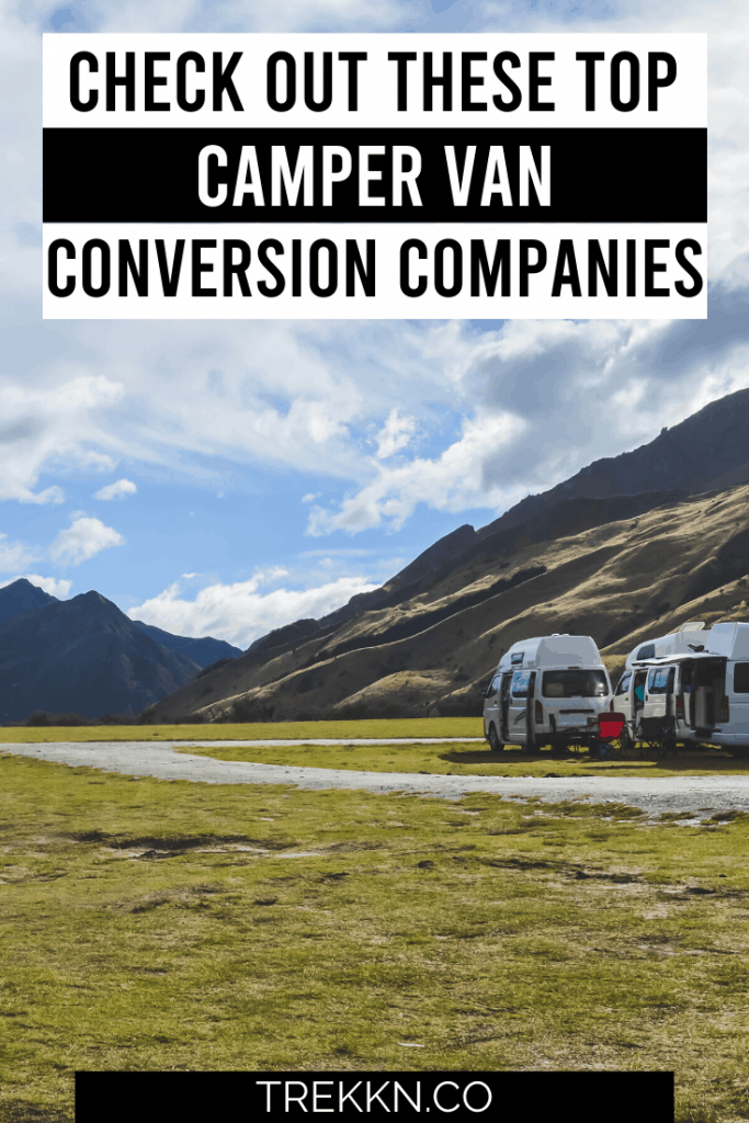 Top Camper Van Conversion Companies