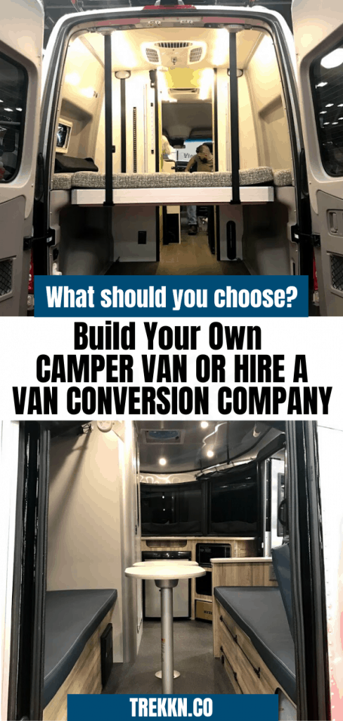 DIY Van Build or Van Conversion Company