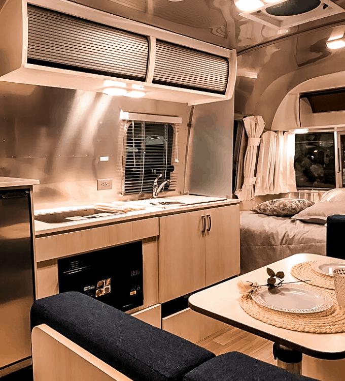 Travel Trailer Tear Down Checklist