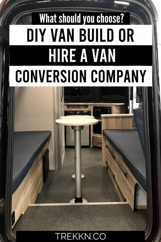 Van Conversion Companies