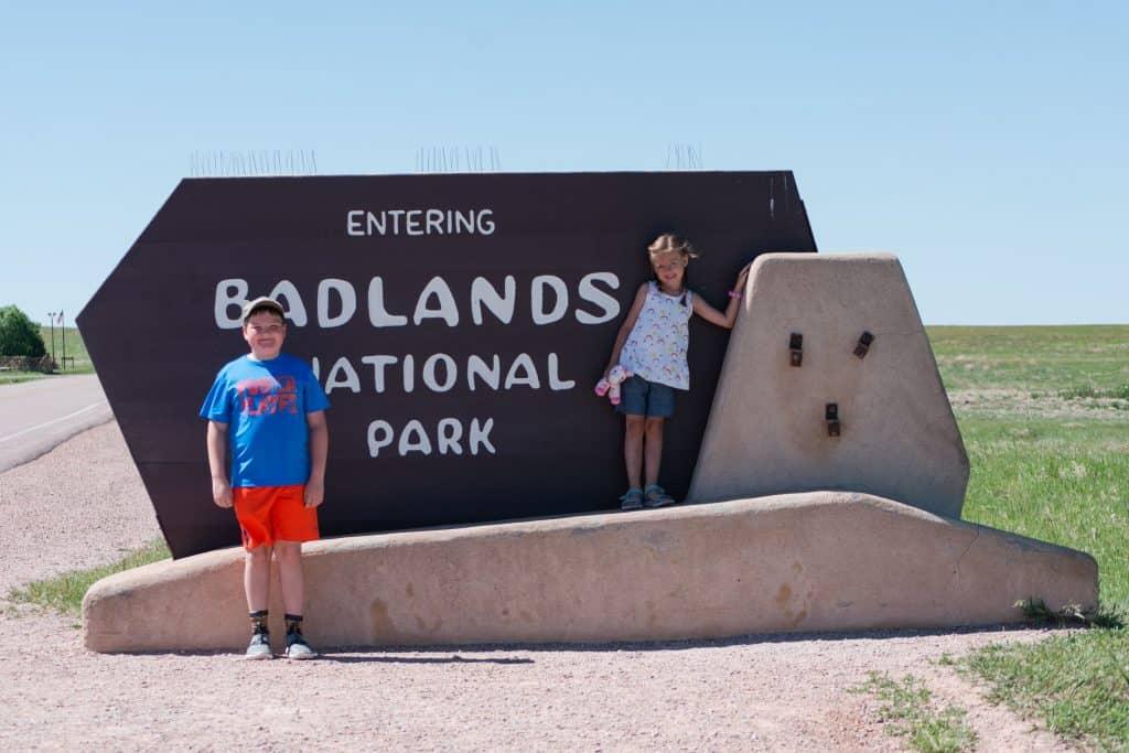 RV Trip to Badlands National Park
