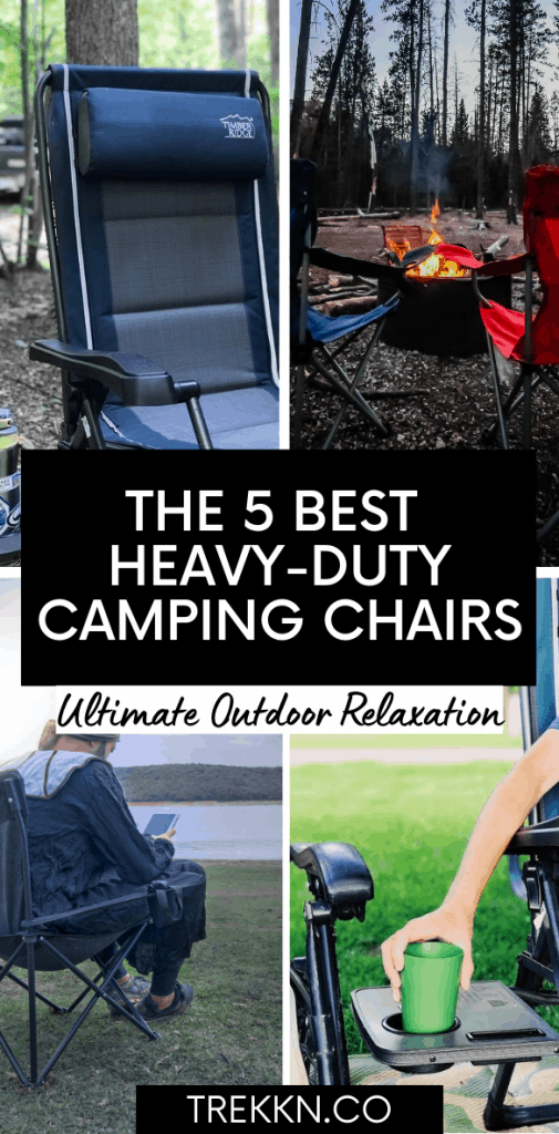 Quality Outdoor Camping Chairs