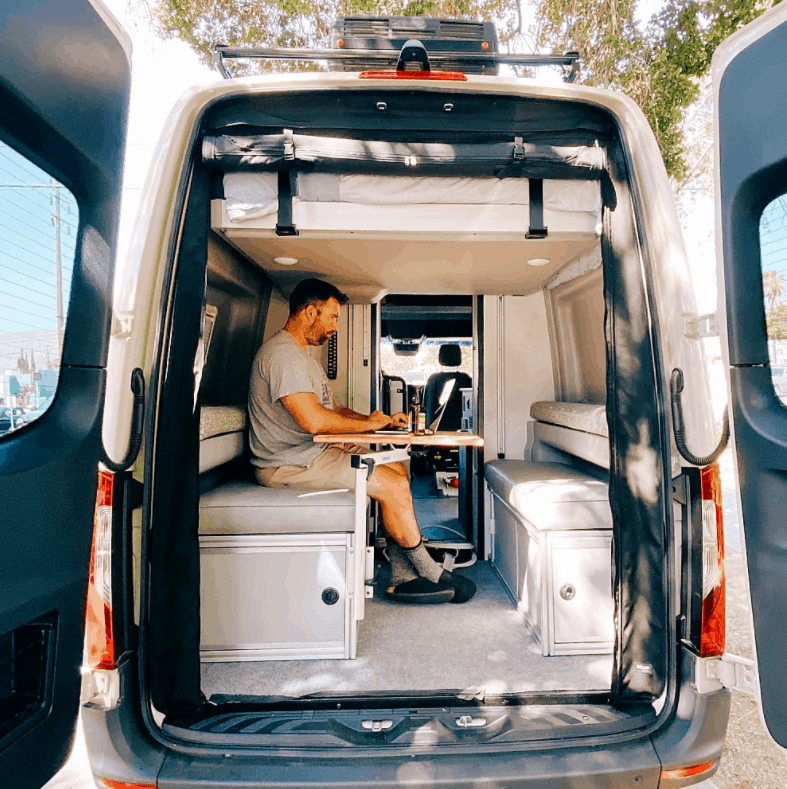 Luxury Camper Van Rentals