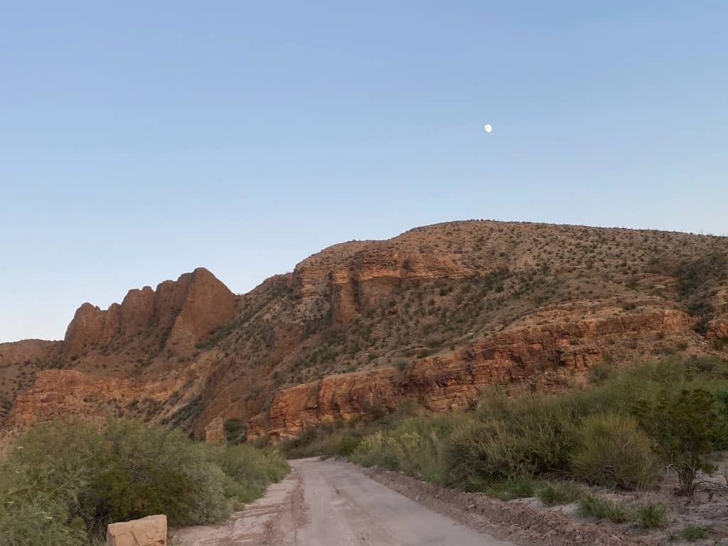 Scenes from Big Bend National Park