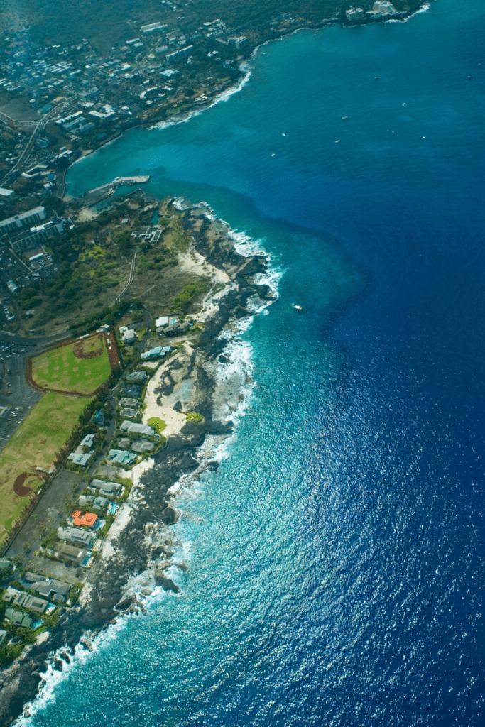 moving to kona Hawaii