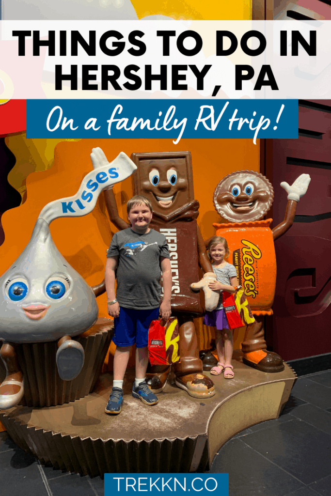 things to do in Hershey Pennsylvania