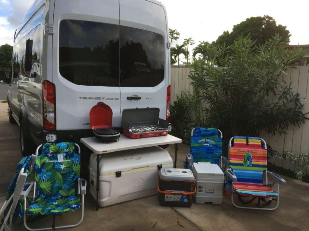 campervan rentals hawaii