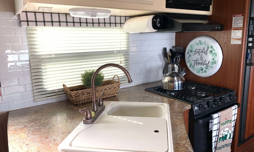 RV interior projects to tackle in the off-season