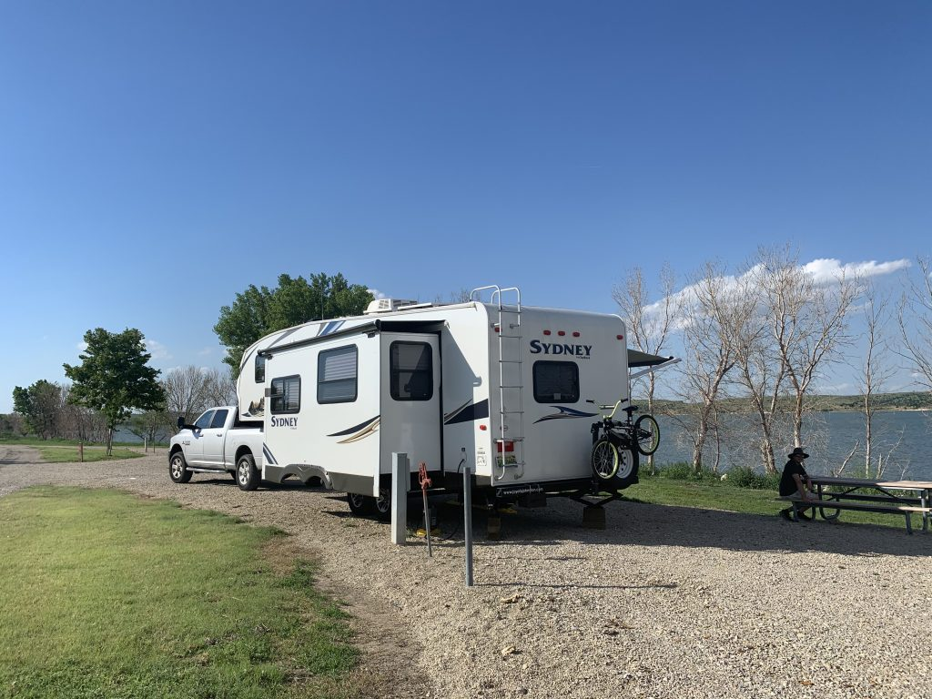 rv water connection at rv park