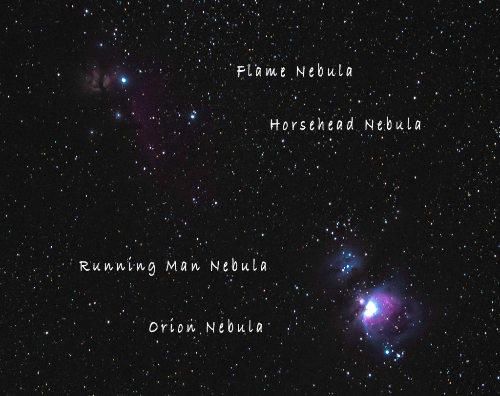 stars from mauna kea