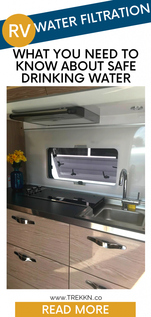 best rv water filtration options