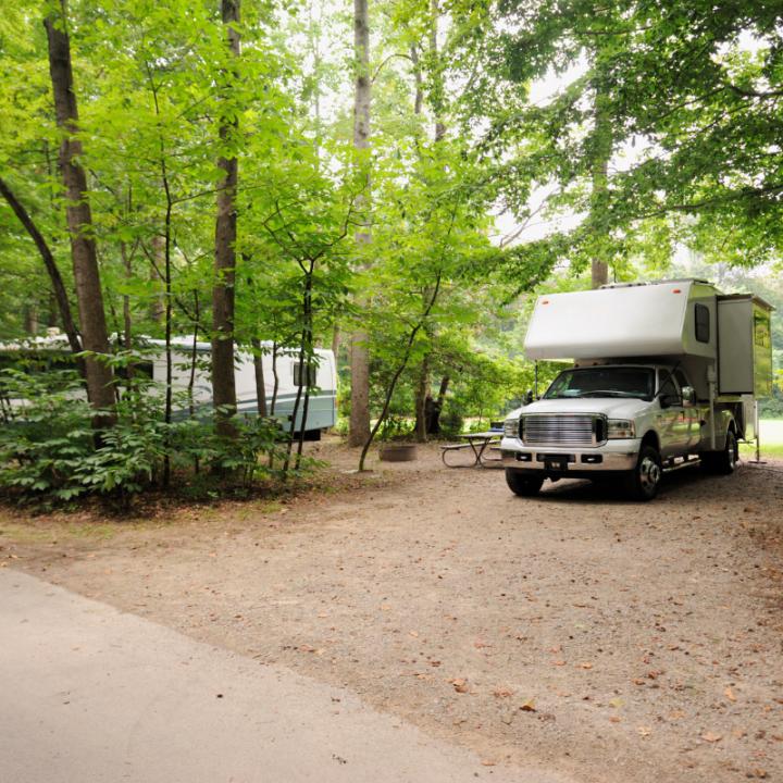 Can You Live In a Truck Camper Full Time?