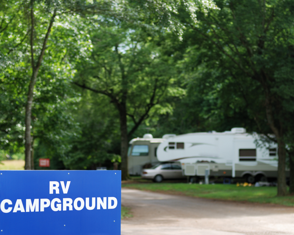 Establish a rhythm for RV living
